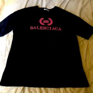 Authentic Balenciaga Tee shirt